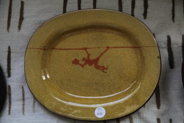 Aldeburgh plate monkey