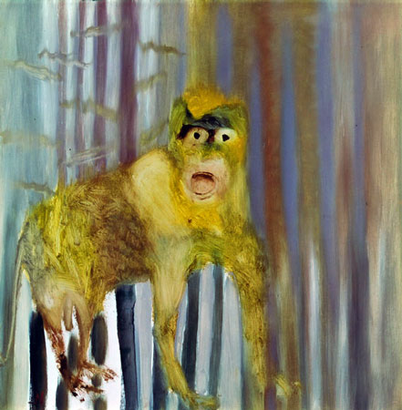 Green-Monkey-1963-121.9x121.9cm