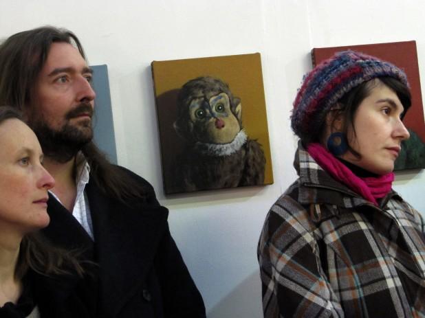 Psychometry artists talk