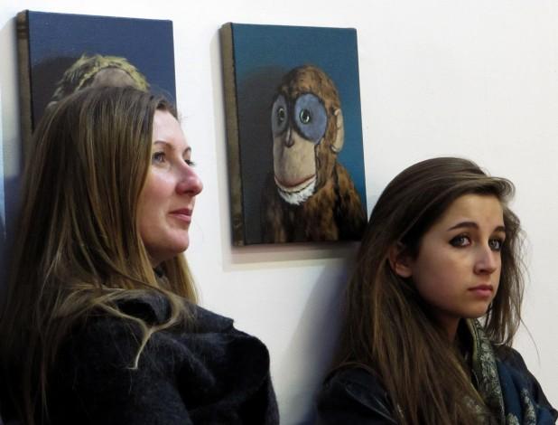 Psychometry exhibition
