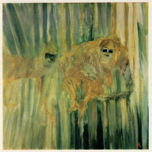 Sidney Nolan, Apes